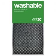 AIRx Filters Washable 14x24x1 Permanent Air Filter MERV 1 Heavy Duty Steel Mesh Filter Replacement to Replace Filtrete Basic Filter, 1-Pack