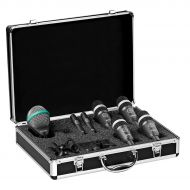 AKG},description:The Drum Set Concert I professional drum microphone set provides a complete collection of mics designed to withstand even the toughest stage environments. Seven mi