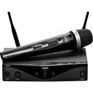 AKG},description:The WMS420, wireless microphone system, provides a highly flexible solution, being equally suitable on stage as well as in locations where a single channel or mult