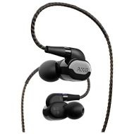 AKG 5 Driver Unit Mounted 4 Way Canal Earphone N5005 (BLACK)【Japan Domestic genuine products】 【Ships from JAPAN】