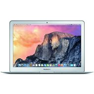 Apple MacBook Air 13.3 Inch Laptop MJVE2LLA Intel Core i5 1.6GHz, 4GB RAM, 128GB SSD (Scratch and Dent Refurbished)