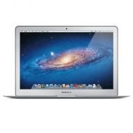 Apple MacBook Air MD760LLA Intel Core i5-4250U X2 1.3GHz 4GB 128GB SSD, Silver (Scratch And Dent Refurbished)