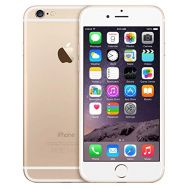 Apple iPhone 6, GSM Unlocked, 64GB - Gold (Refurbished)