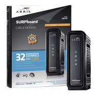 Arris ARRIS SURFboard SB6190 32x8 DOCSIS 3.0 Cable Modem - Retail Packaging - Black