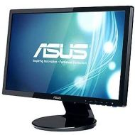 Asus ASUS VE198T 19 1440 x 900 10000000:1(ASCR) 5ms widescreen TFT active matrix LCD Monitor w Stereo s