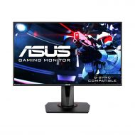 ASUS Asus VG245H 24 inchFull HD 1080p 1ms Dual HDMI Eye Care Console Gaming Monitor with FreeSync/Adaptive Sync, Black, 24-inch