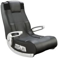 Ace Bayou X Rocker 5143601 II Video Gaming Chair, Wireless, Black