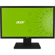 Acer V226HQL 21.5 LED LCD Monitor - 16:9 - 5 ms - Adjustable Display Angle - 1920 x 1080 - 16.7 Million Colors - 200 Nit - Full HD - DVI - VGA - 18.10 W - Black - MPR II, EPEAT Gol