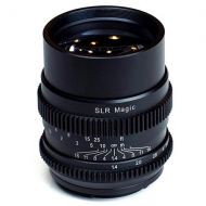 SLR Magic Cine 75mm F/1.4 Lens for Sony E-Mount SLR7514FE - Adorama