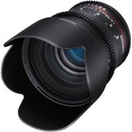 Adorama Samyang 50mm T1.5 AS UMC VDSLR II Manual Focus Cine Lens for Sony E Mount SYDS50M-NEX