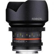 Adorama Rokinon 12mm T2.2 Cine Lens for Micro Four Thirds Mount CV12M-MFT