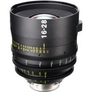 Adorama Tokina Cinema Vista 16-28mm II T3 WA Zoom Lens - PL Mount, Focus Scale Feet KPC-1016PL