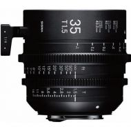 Adorama Sigma 35mm T1.5 FF High-Speed Prime Lens, (Feet), EF Mount 340966
