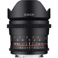 Adorama Rokinon 16mm T2.2 Cine DS Full Frame 16mm T2.6 Cine Lens for MFT FFDS16M-MFT