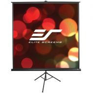 Elite Screens Tripod Series, 85 1:1 T85NWS1 - Adorama