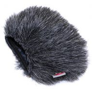 Adorama Rycote Mini Windjammer with Foam Windscreen for Zoom H1 Digital Recorder 055410
