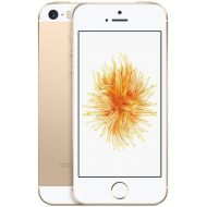 Apple iPhone SE, GSM Unlocked, 16GB - Gold (Refurbished)