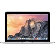 Apple MacBook (MMGL2LLA) 256GB 12-inch Retina Display (2016) Intel Core M3 Tablet - Rose Gold (Refurbished)