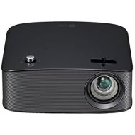 LG PH150B 720p Wireless LCOS Projector, Black (Certified Refurbished)