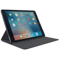 Amazon Renewed Logitech Hinge Flex Case for iPad Air 2 Black (Renewed): Computers & Accessories