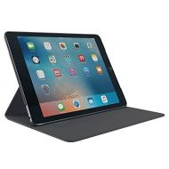 Amazon Renewed Logitech Hinge Flex Case for iPad Air 2 Black (Renewed)