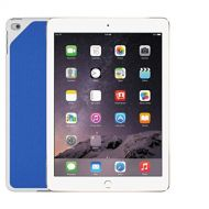 Amazon Renewed Apple iPad Air 2 9.7 Tablet WiFi, Bundle with Logitech Blue Hinge Flex Case (Renewed) (16GB, Gold)
