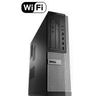 Amazon Renewed Dell Optiplex 990 SFF Flagship Premium Business Desktop Computer (Intel Quad-Core i5-2400 up to 3.4GHz, 16GB RAM, 2TB HDD, DVD, WiFi, VGA, DisplayPort, Windows 10 Professional) (Re