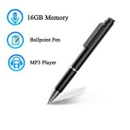 Amstt Digital Voice Recorder Pen 16GB for Students Meetings Lectures Classes Interview