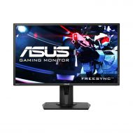 Asus VG245H 24 inchFull HD 1080p 1ms Dual HDMI Eye Care Console Gaming Monitor with FreeSync/Adaptive Sync, Black, 24-inch