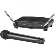 Audio-Technica},description:Audio-Technicas System 9 is a four-channel wireless microphone system designed to provide rock-solid performance along with easy setup and clear, natura