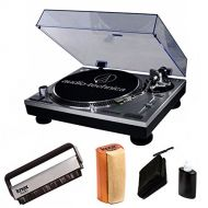 Audio-Technica AT-LP120-USB Direct-Drive Turntable wKnox Cleaning Kit