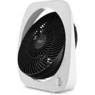 "BOVADO USA High Table Top Fan (10"") Adjustable Tilt Angle  Quiet Yet Powerful Motor- Portable and Fashionable Desk Fan for Home or Office  by Comfort Zone"