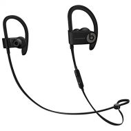 Beats by Dr. Dre Powerbeats3 ML8V2LLA Wireless Earphones With Mic - Black (Refurbished)