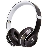Beats Solo2 Wired On-Ear Headphone, Luxe Edition (Certified Refurbished) (Black)