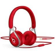 Beats Ep Wired On-Ear Headphones - Battery Free For Unlimited Listening, Built In Mic And Controls - Red