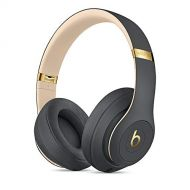 Beat-sX Beats by Dr. Dre S t u d i o_3 Wireless Bluetooth Over Ear Headphones Featuring Pure Adaptive Noise Cancelling and Up to 22 Hours of Battery Life (Shadow Gray)