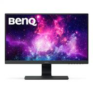 BenQ GW2480 24 inch IPS 1080p Eyecare monitor for Home Office with adaptive brightness technology, frameless, Low Blue Light, Zero Flicker, speakers, VESA Ready, HDMI