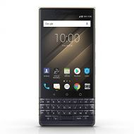 BlackBerry KEY2 LE Unlocked Android Smartphone (AT&T, T-Mobile, Verizon), 64GB, 13MP Rear Dual Camera, Android 8.1 Oreo (U.S. Warranty)  Champagne