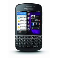 BlackBerry BLACKBERRY Q10 16GB Black QWERTY Keyboard Touch Factory Unlocked