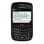 BlackBerry 8530 Verizon CDMA BlackBerry OS 5.0 Cell Phone - Black