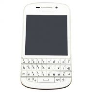 BlackBerry Q10 (AZERTY Keypad) 16GB RFN81UW SQN100-3 4GLTE Smartphone - International Version with No Warranty