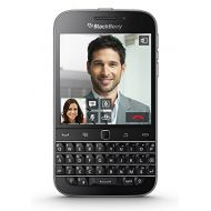 BlackBerry Classic Q20 SQC100-1 GSM Unlocked 16GB 3.5 8MP 4G LTE Smartphone - Black - International Version No Warranty