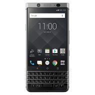 BlackBerry KEYone 32GB BBB100-1 - 4.5 Inch Factory Unlocked LTE Smartphone (Silver) - International Version - No Warranty in the US - GSM ONLY, NO CDMA