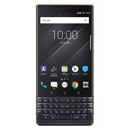BlackBerry KEY2 LE (Lite) Dual-SIM (64GB, BBE100-4, QWERTZ Keypad) Factory Unlocked 4G Smartphone (Space Blue) - International Version