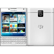 BlackBerry Passport SQW100-1 4.5 inches Quad-core Keyboard 32GB BlackBerry OS Factory Unlocked Smartphone - White