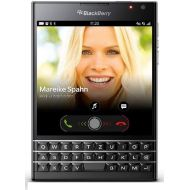 BlackBerry Passport SQW100-1 Factory Unlocked Cellphone, 32GB, Black