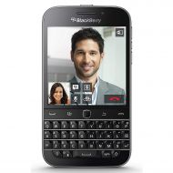 BlackBerry Classic Q20 SQC100-2 16GB Unlocked GSM 4G LTE Keyboard Smartphone - Black