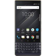 BlackBerry KEY2 LE (Lite) Dual-SIM (64GB, BBE100-4, QWERTZ Keypad) Factory Unlocked 4G Smartphone - International Version (ChampagneGold)