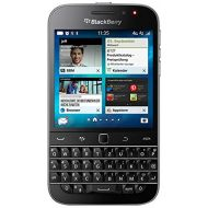 BlackBerry Blackberry Classic Q20 SQC100-1 - QWERTZ Keypad - Factory Unlocked, International Version - Dark Black