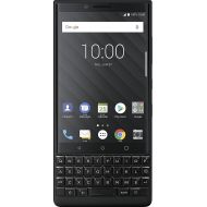 BlackBerry Key2 BBF100-6 64GB6GB Dual Sim Factory Unlocked GSM ONLY, NO CDMA - International Version (no Warranty in The USA) (Black)